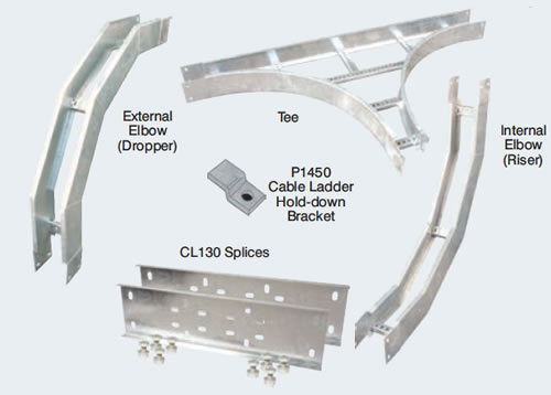 CL130 Cable tray Accessories